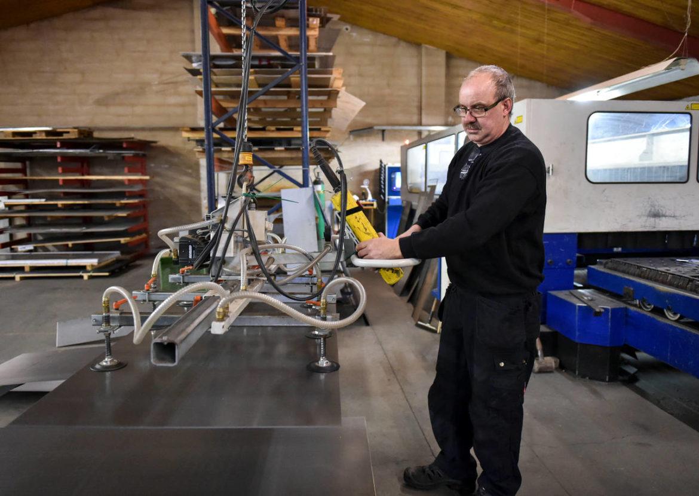 Randers laserskæring randers kvalitet billig laserskæring hurtig levering laserskæring Jylland